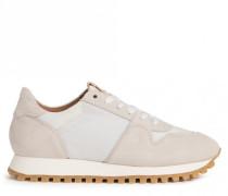 Sneaker PEPPER aus Velourleder