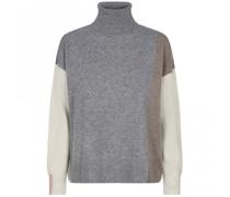 Rollkragen-Pullover LAYLA aus feiner Wolle
