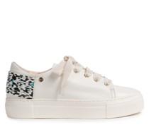 Plateau-Sneaker MARISSA aus Leder