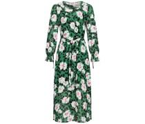 Chiffon-Kleid VEKKEN mit Blumen-Muster
