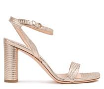 Sandalette VELDA HIGH aus Leder