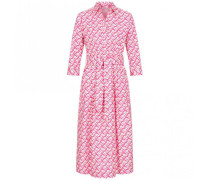 Kleid mit Blümchen-Print