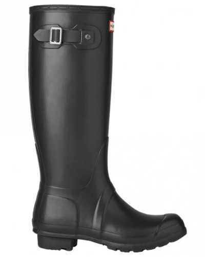 Hunter Damen Gummistiefel - ORIG. TALL - black