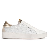 Sneaker GALAXY BIANCO VAR 176 mit Plateausohle