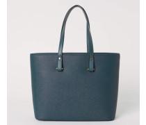 Handtasche - Smaragdgrün
