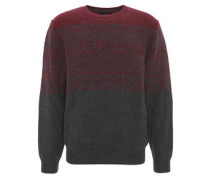 Pullover, Norweger-Muster, Baumwolle