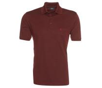 Poloshirt, Easy Care Qualität, Rot