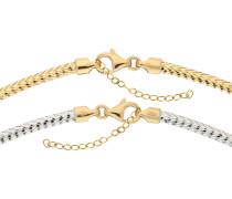 Wende-Collier Gold 585
