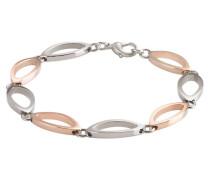 Armband Reintitan rosevergoldet 0372-03