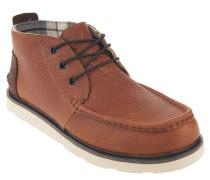 """Boots """"Chukka"""", Leder, wasserabweisend, Wechselsohle, Braun"""