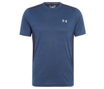 T-Shirt, Funktion, atmungsaktiv, für Herren, Blau