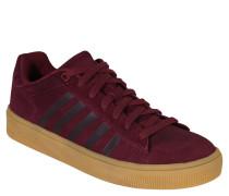 """Sneaker """"Court Frasco"""", Leder, rutschfest, für Damen, Rot"""