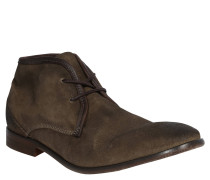 """Stiefel """"Cruise"""", Veloursleder, Used-Look, Taupe"""