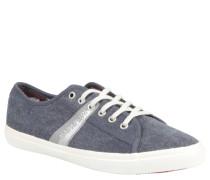 "Sneaker ""Beaker"", Canvas, Blau"