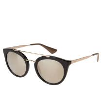 """Sonnenbrille """"SPR23S"""", Panto-Style, verspiegelte Gläser"""