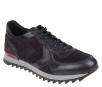 "Sneaker ""New Claude"", Materialmix, Profilsohle"
