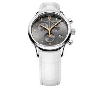 Damenuhr Chronograph Les Classiques Phases de Lune Chronographe LC1087-SS001-821
