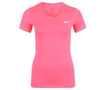 Trainingsshirt, DRI-FIT, Mesh, für Damen, Pink