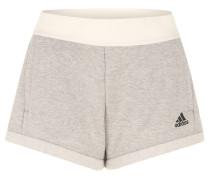 """Shorts """"Away Day"""", Baumwoll-Mix, für Damen, Grau"""