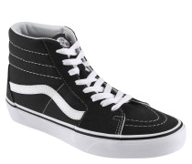 "Sneaker ""SK8-Hi"", Materialmix, hoch"