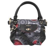 "Handtasche ""McBee Mini Barbados"", Ornamente, Rot"