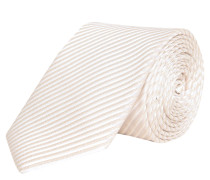 Krawatte, gestreift, schimmernd