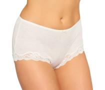 """Panty 24990 """"Richesse Lace"""", Spitzen-Details, Weiß"""