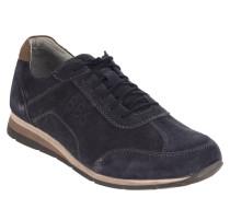 """Sneaker """"Tom 29"""", Veloursleder, herausnehmbare Sohle, Blau"""