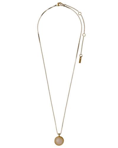 Halskette Valeria Vergoldet Rose 601812741