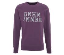 Sweatshirt, Print, Raglanärmel, Baumwolle