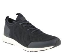 "Sneaker ""Grount"", Mesh-Oberfläche, Schuhlasche, Blau"