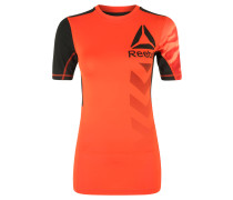 "Trainingsshirt ""Activchill Compression"", Orange"