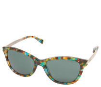 "Sonnenbrille ""RA 5201"", Cat-Eye-Design, Schildpatt-Optik"