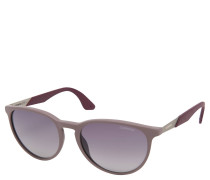 "Sonnenbrille ""5019/S"", Panto-Optik, violett"