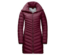 "Daunenmantel ""Richmond Coat"", für Damen, Rot"