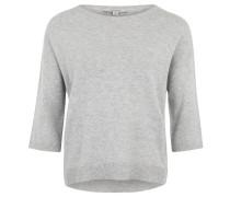Pullover, Cashmere-Anteil, mit Wolle, Feinstrick
