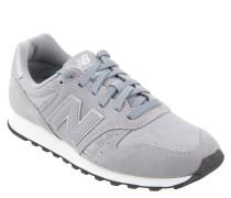 """Sneaker """"WL373MIW"""", Veloursleder, Textil-Besatz, Struktur-Muster"""