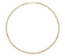 Kordelkette, 585er Gold Gelbgold 585