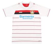 Bayer Leverkusen Ausweichtrikot, 2017/18, für Kinder, Weiß