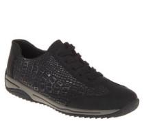 Sneaker, Reptilleder-Look
