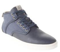 """Sneaker """"Lokelani"""", knöchelhoch, Materialmix, Blau"""