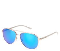 """Sonnenbrille """"MK 5007 Hvar"""", Piloten-Stil, blau-verspiegelte Gläser"""