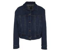 Jeansjacke, seitliche Schnürung, Brusttaschen