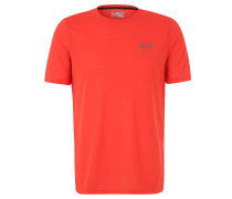 Trainingsshirt, Fitted, HeatGear, für Herren, Rot