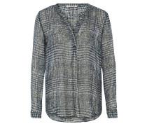 Bluse, transparent, reine Viskose