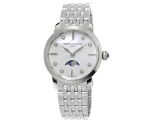 Damenuhr Slimline Ladies Moonphase