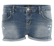 "Shorts ""Judie"", Comfort Fit, Destroyed-Optik"