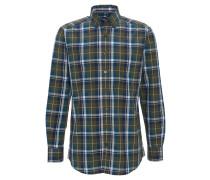 Hemd, Karo-Muster, Baumwolle, Mehrfarbig
