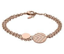 Armband, JF02817791, Rosègold Ip