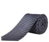 Krawatte, reine Seide, Streifen-Muster